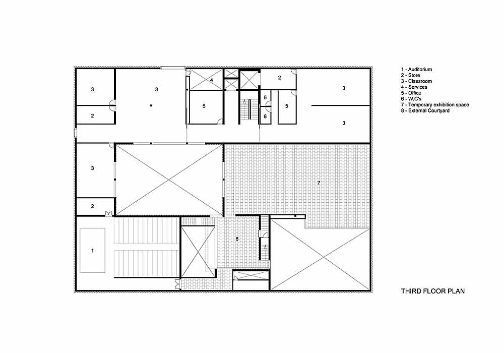 D Exhibition Floor Plan : Presidents medals rifredi institute and museum of italian