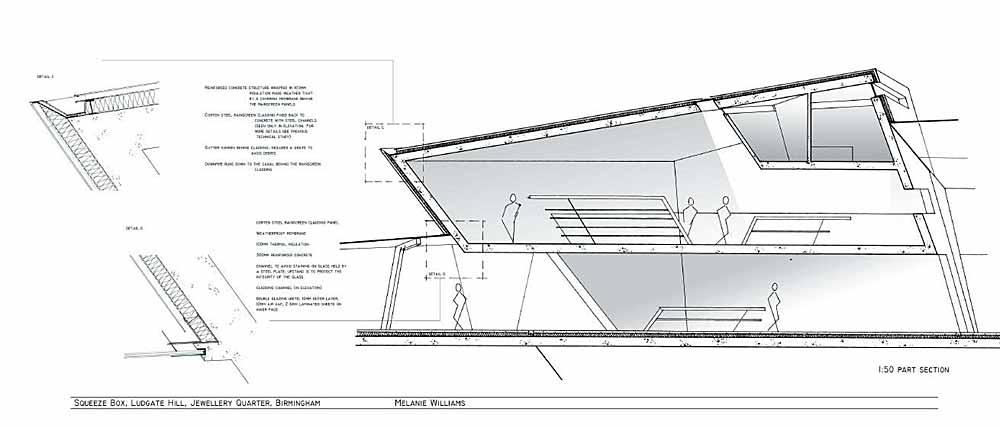1000 images about corten steel on pinterest. Black Bedroom Furniture Sets. Home Design Ideas