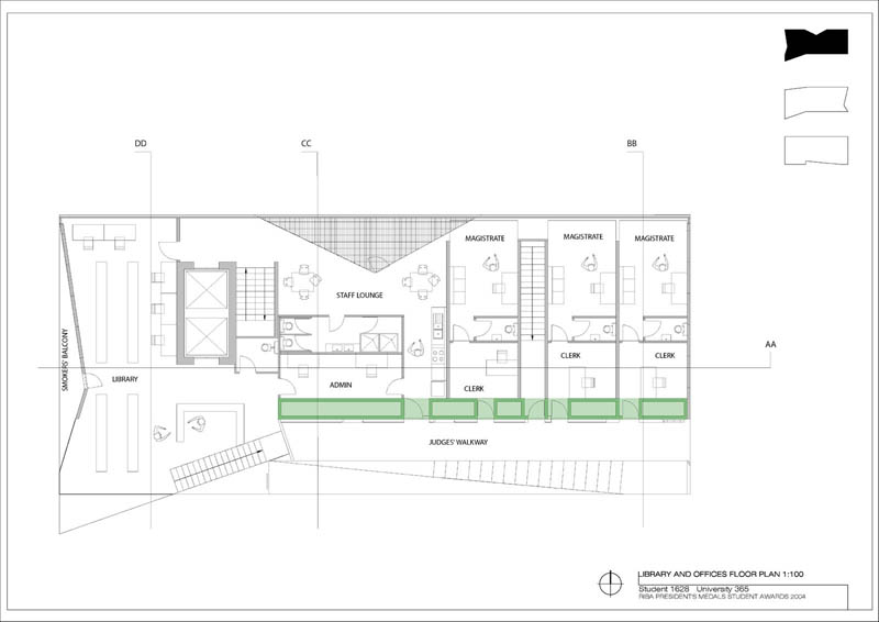 Presidents medals local magistrates court for 11 brunel court floor plans