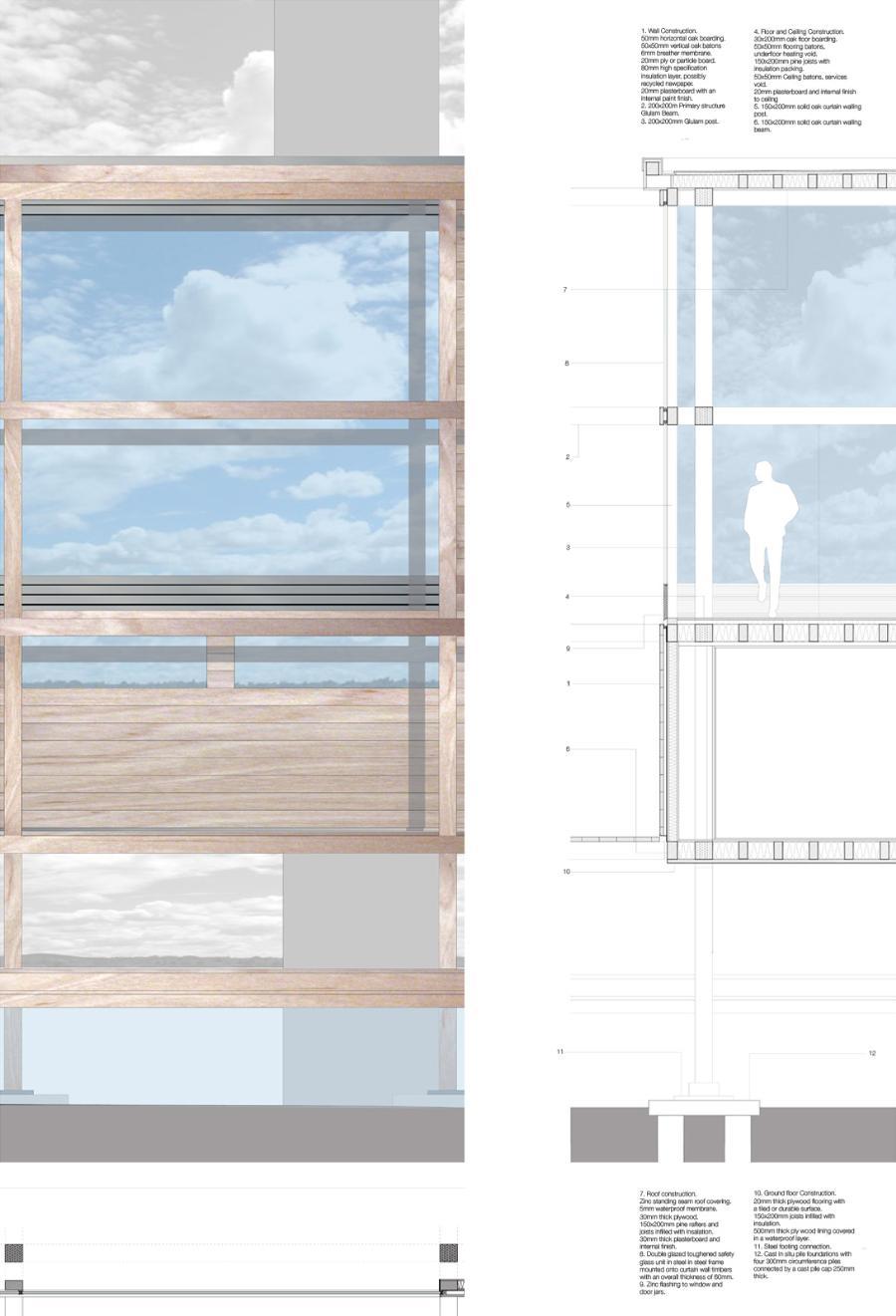 Bay window bay window elevation for Window elevation