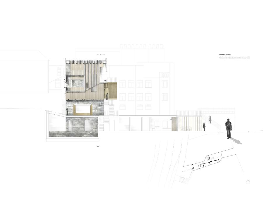 Presidents medals factory for Raw space architects
