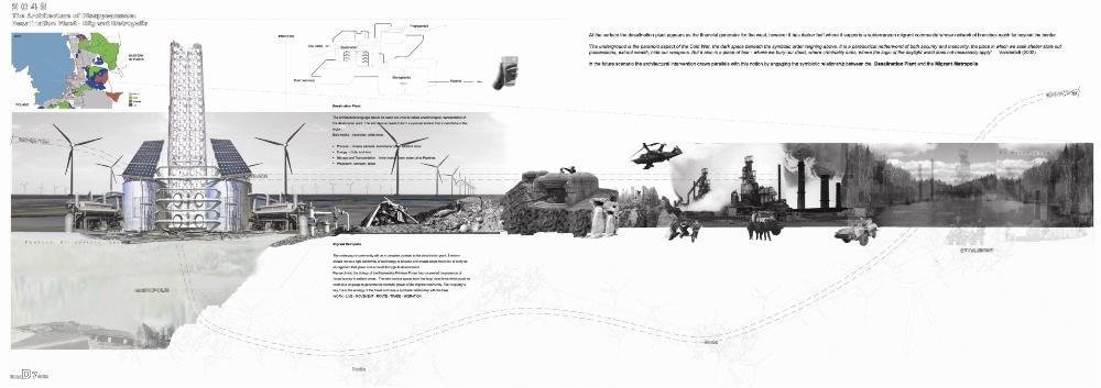 Architecture thesis project list