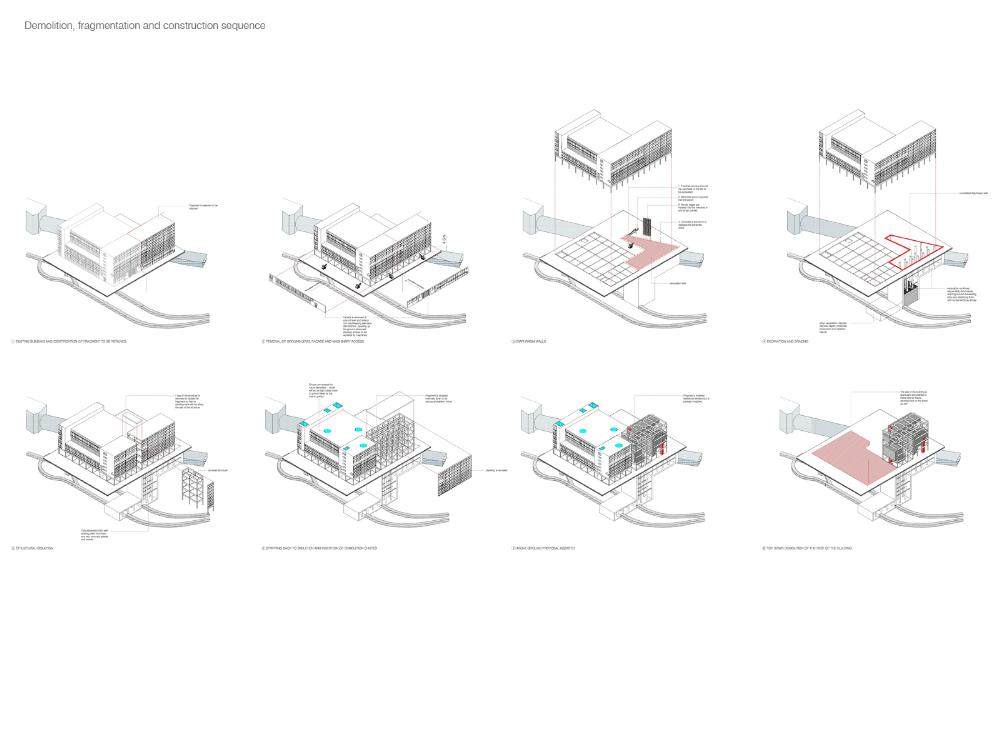construction sequence of a building pdf