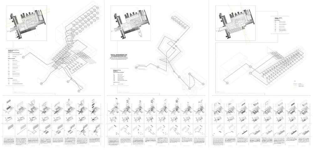 Presidents medals the sacred reformatory for Spatial analysis architecture