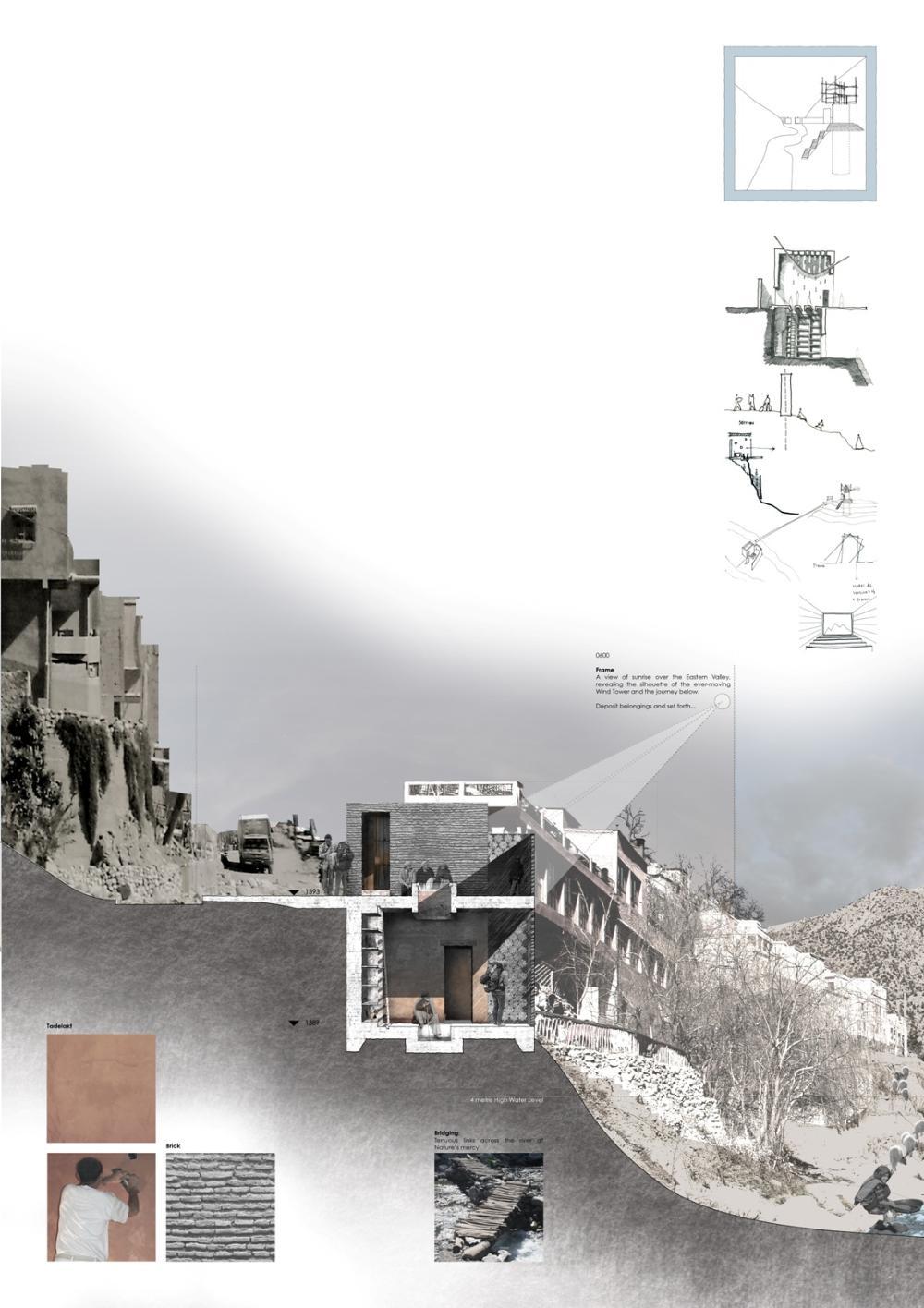 Mountain Architects Hendricks: Presidents Medals: The Bridge Of Alchemy, Atlas Mountains