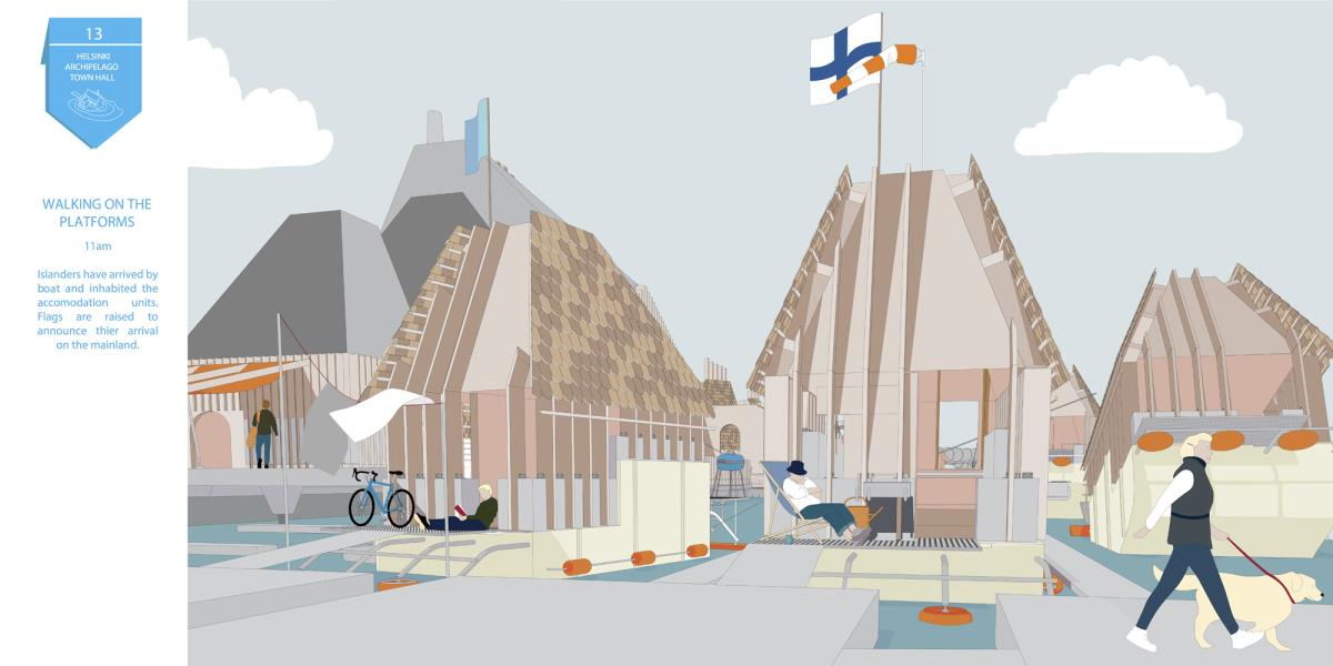 Helsinki Archipelago Town Hall