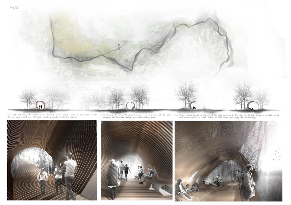 "architecture senses dissertation Besides giving examples of programs to improve conscious perception in an  architectural space in author`s thesis announced with ""five senses museum"" it ."