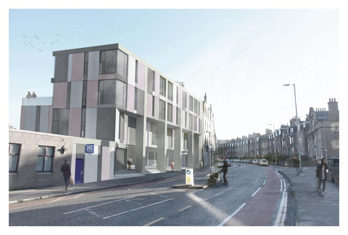 Renewal on Victoria Road: Mixed Used Urban Development in Torry, Aberdeen