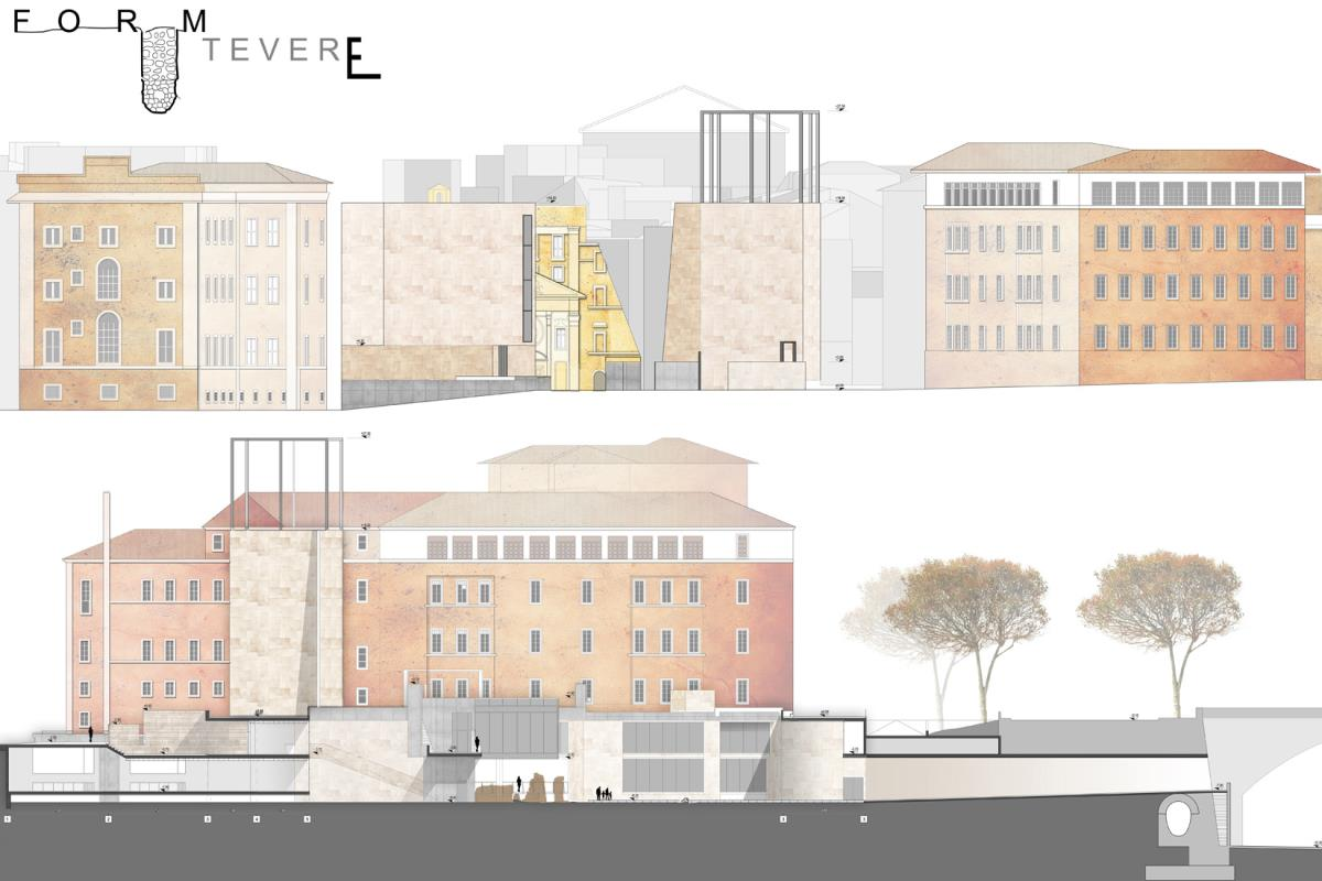 Architectural Facades Drawings Architectural Drawing Second
