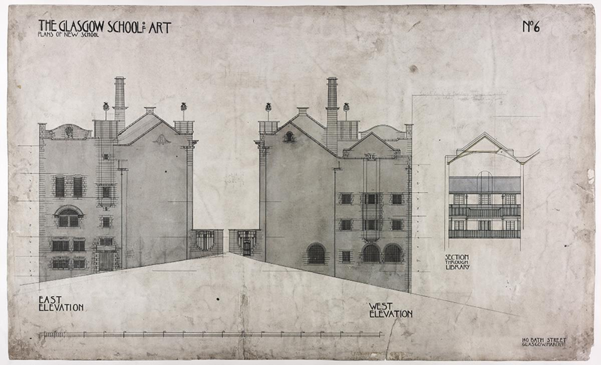 charles rennie mackintosh and scottish architecture essay This essay discusses a selection of the materials and forms of construction  19 : walter w blackie, 'memories of charles rennie mackintosh – ii', scottish art.