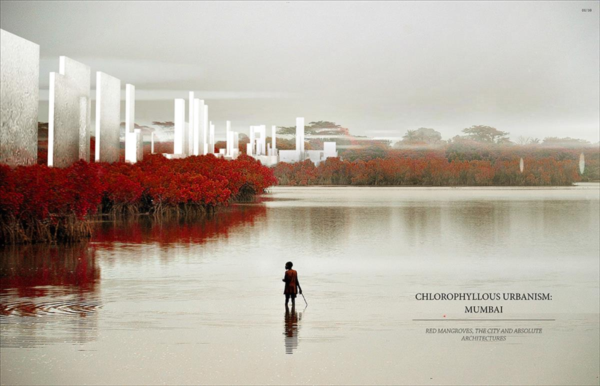 Chlorophyllous Urbanism: Mumbai
