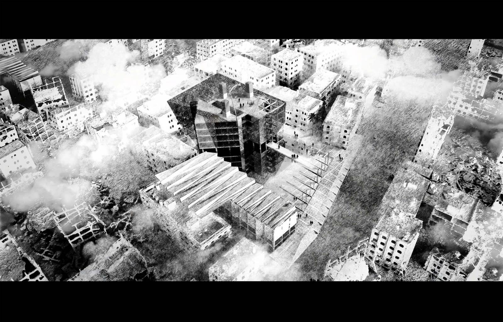 #Gazagram : Redevelopment & Innovation In The Finite City