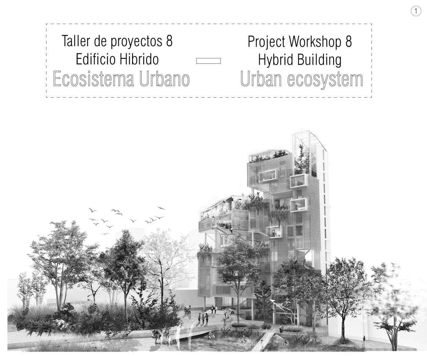 Hybrid Building - Urban Ecosystem