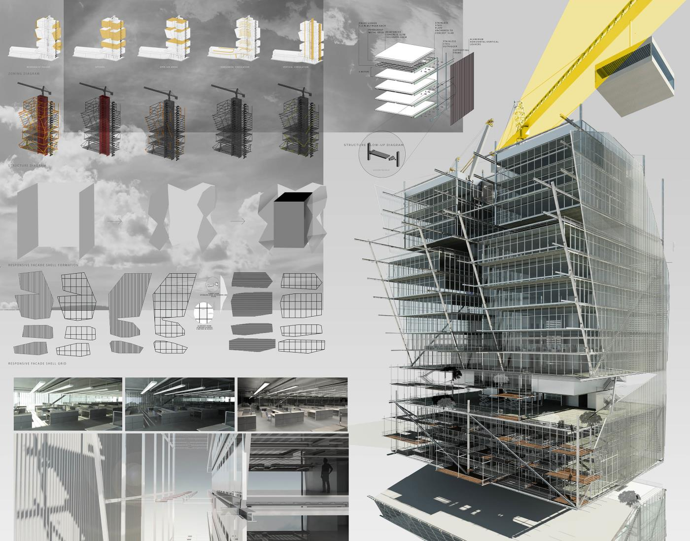 The Unprocessed: Design Office Building