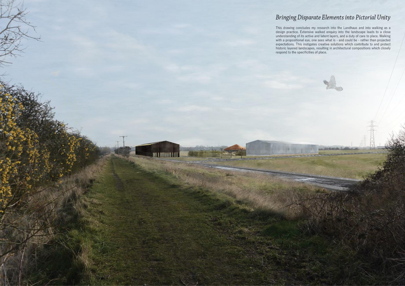 Landhaus: Walking the Landscape as Design Practice