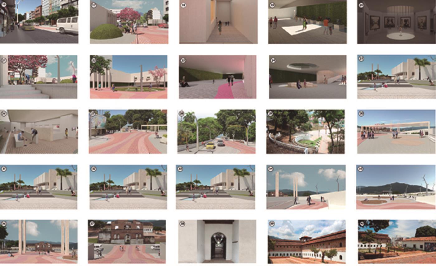 A Cultural Promenade