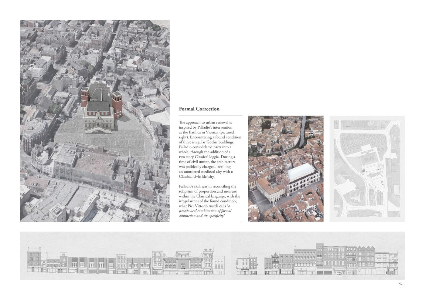 Semper Eadem: A New Public Building for Leicester