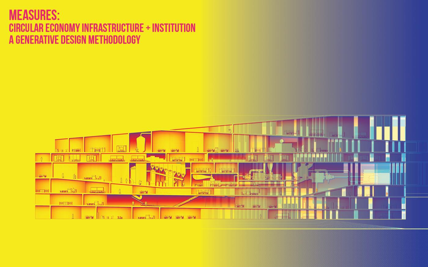 Measures: Circular Economy Infrastructure + Institution A Generative Design Methodology