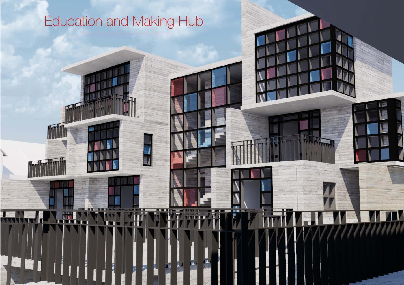 Education and Making Hub