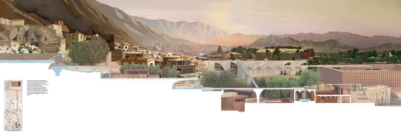 Kabul Water Gardens