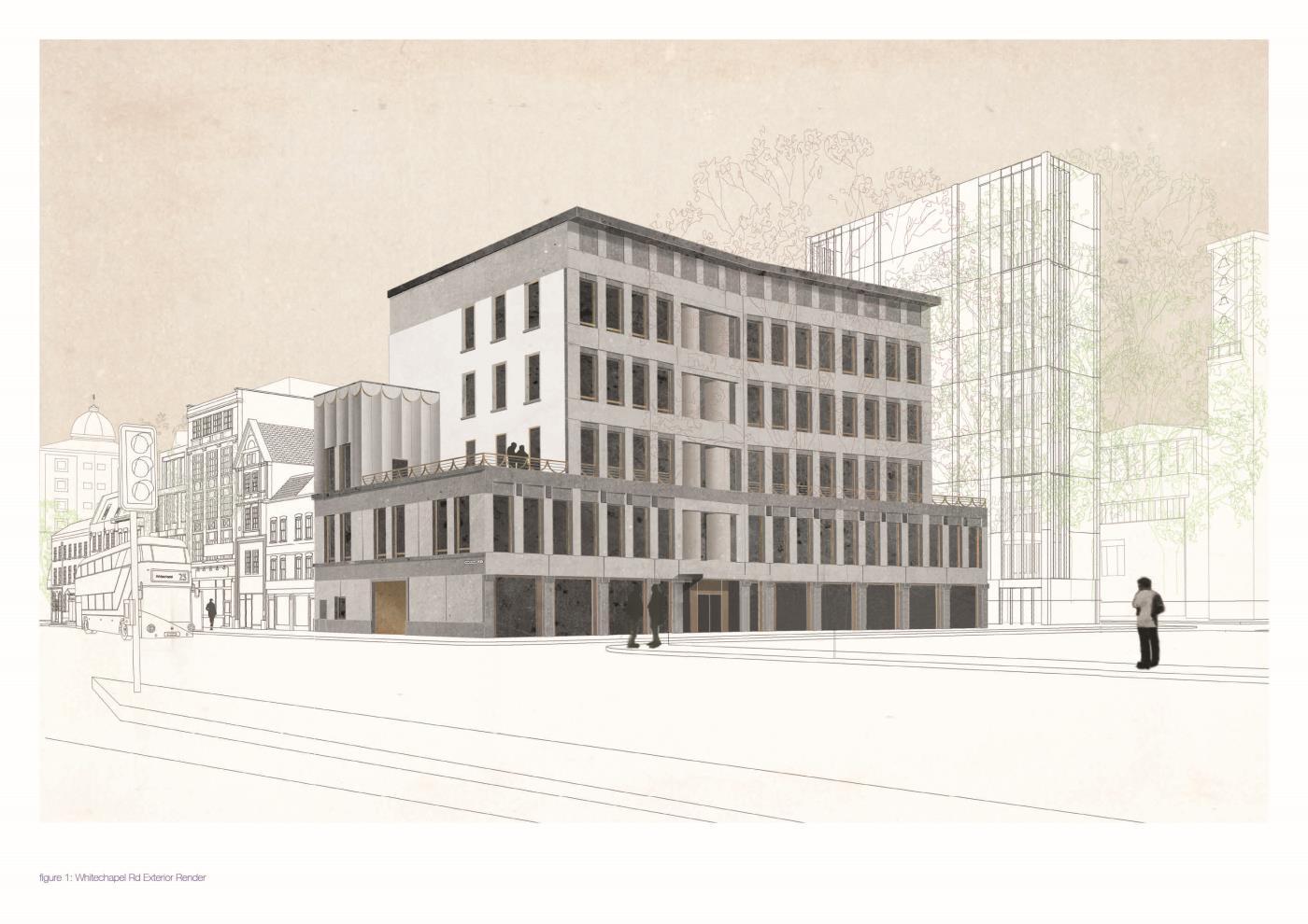 The Whitechapel Palazzo: A Gift to the City