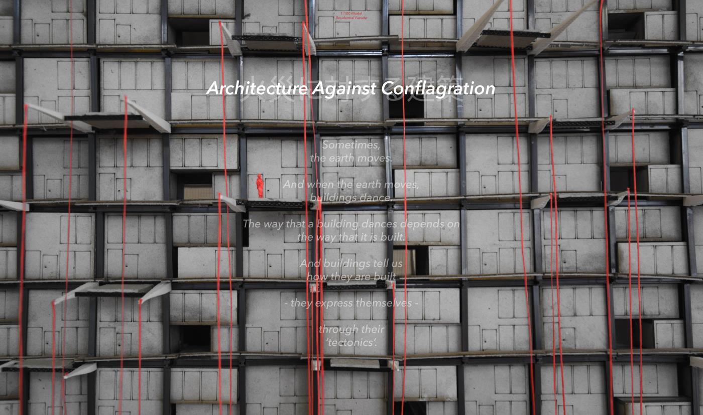 Architecture Against Conflagration