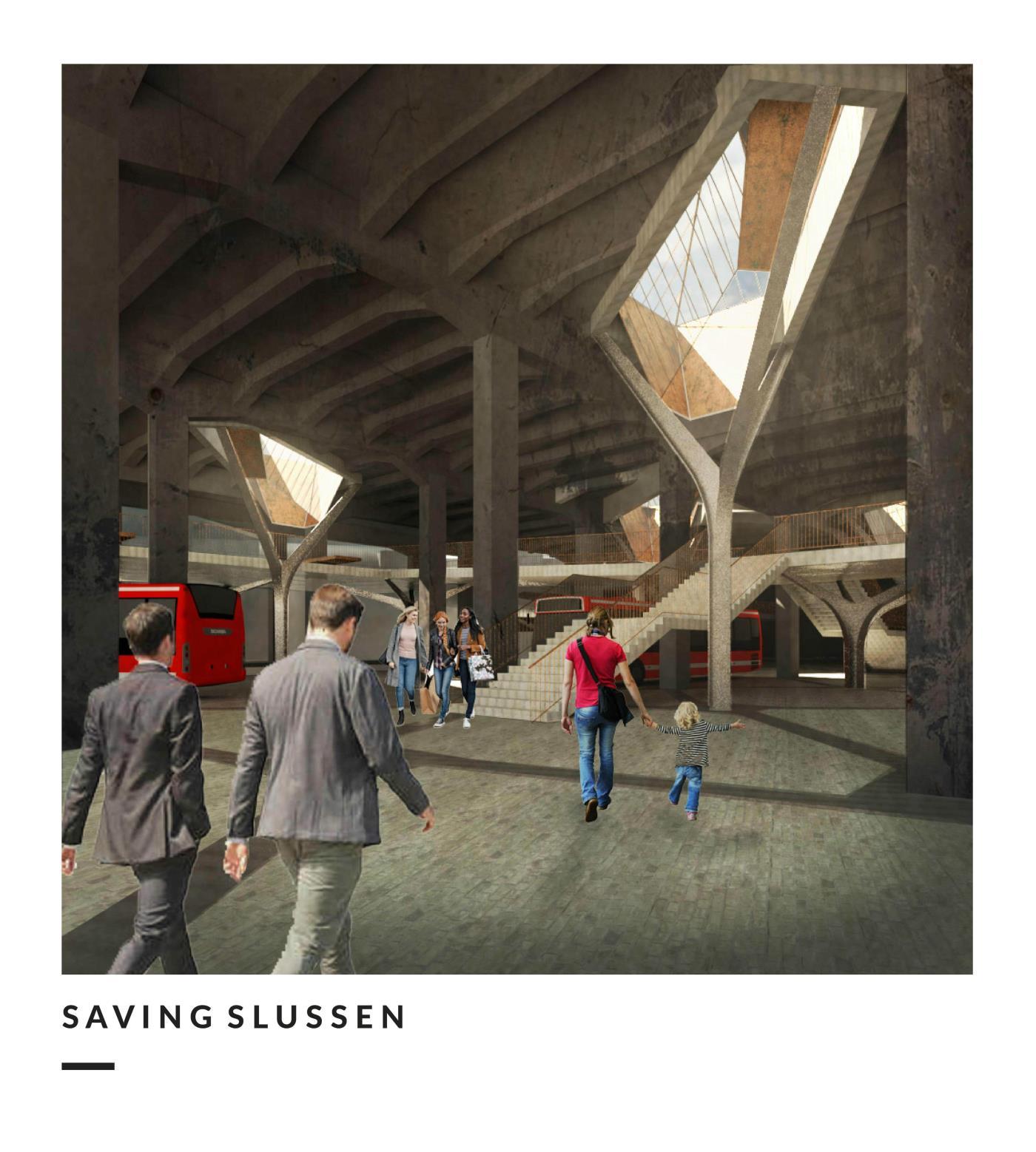 Saving Slussen