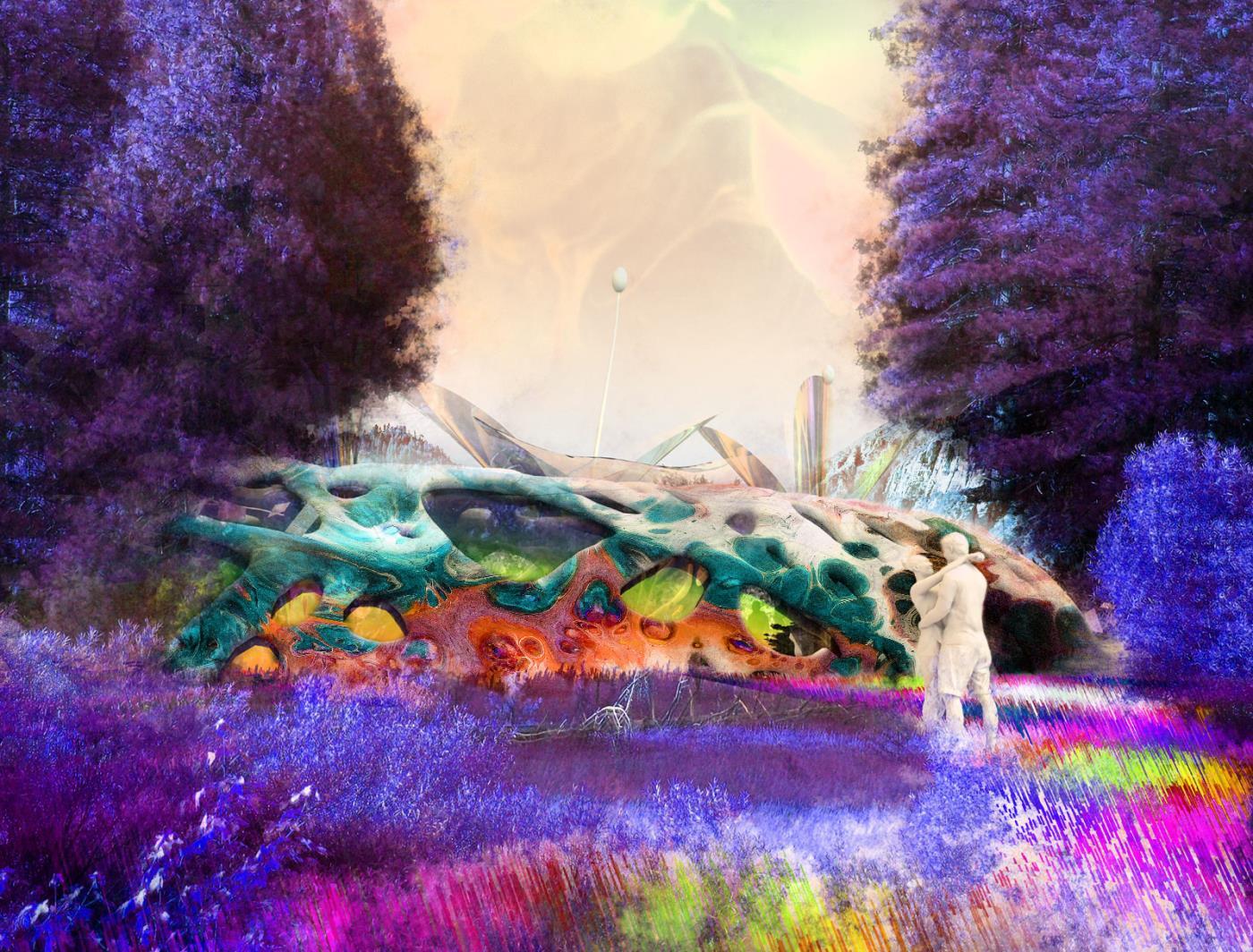 E-topia: In Search of Next Nature Architecture