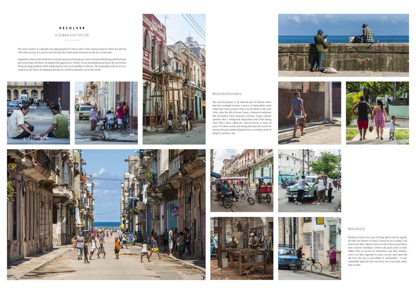 Resolver La Habana