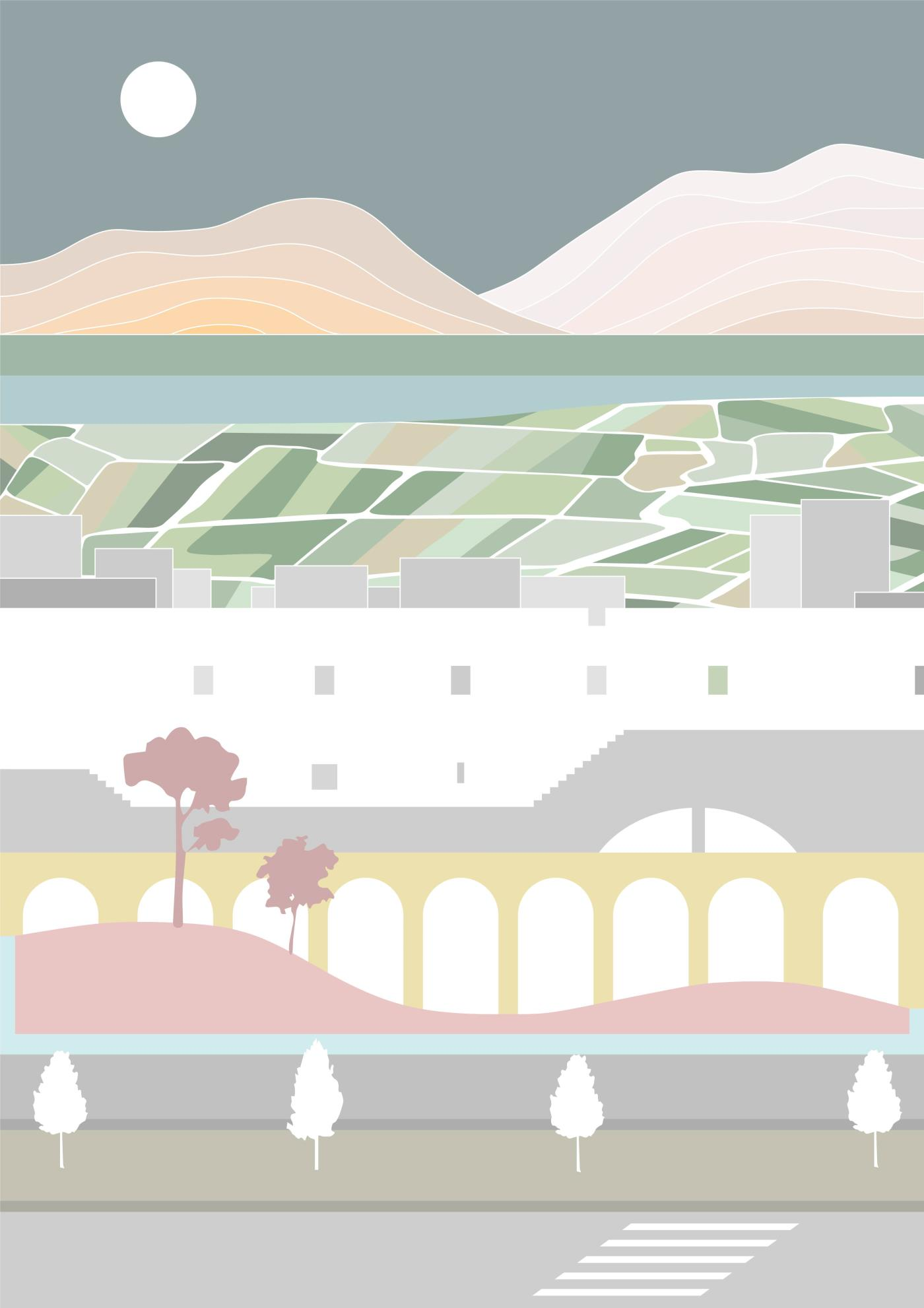 Rethinking Tulou – Communal Garden