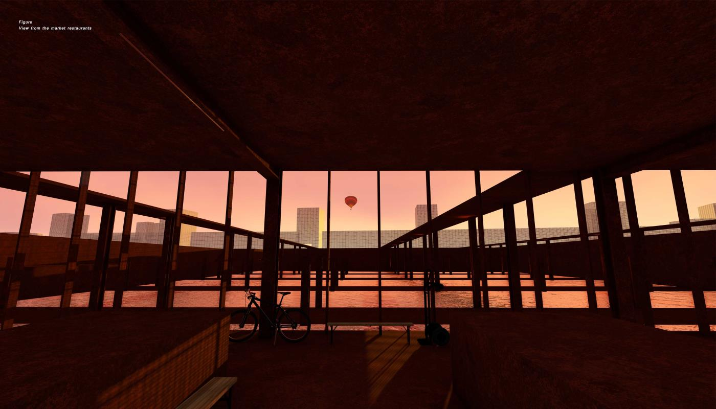 New City Epicenter – A Multi-purpose Urban Cultural Complex: Theater of Culture - Theater of Light