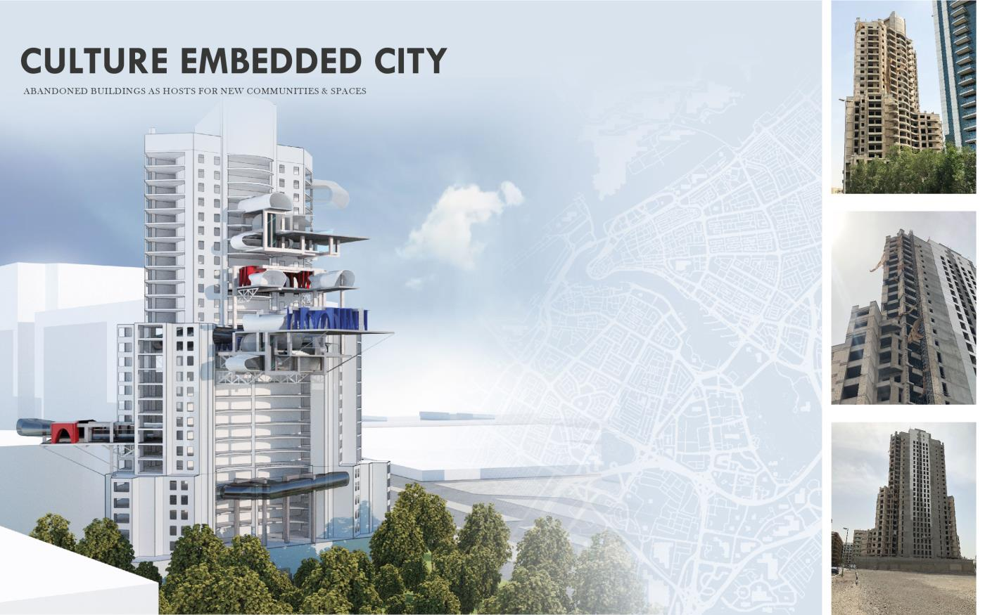Culture Embedded City