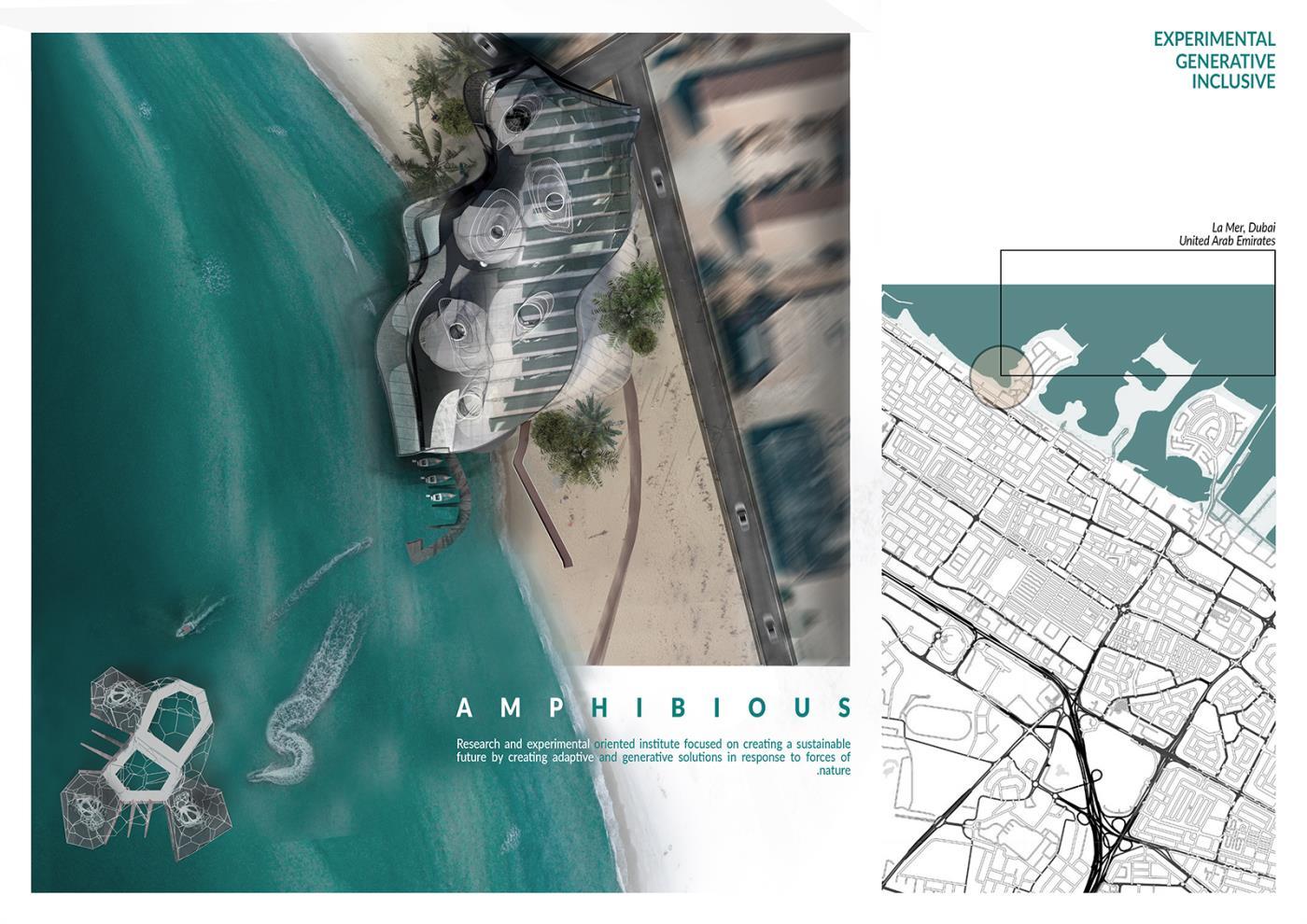 Amphibious Biomimetic Experimental Institute