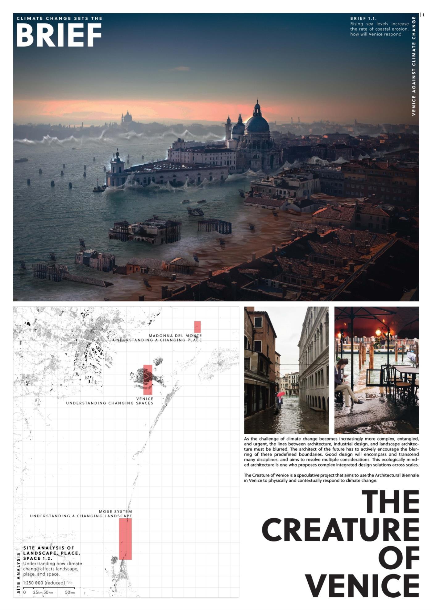 The Creature of Venice