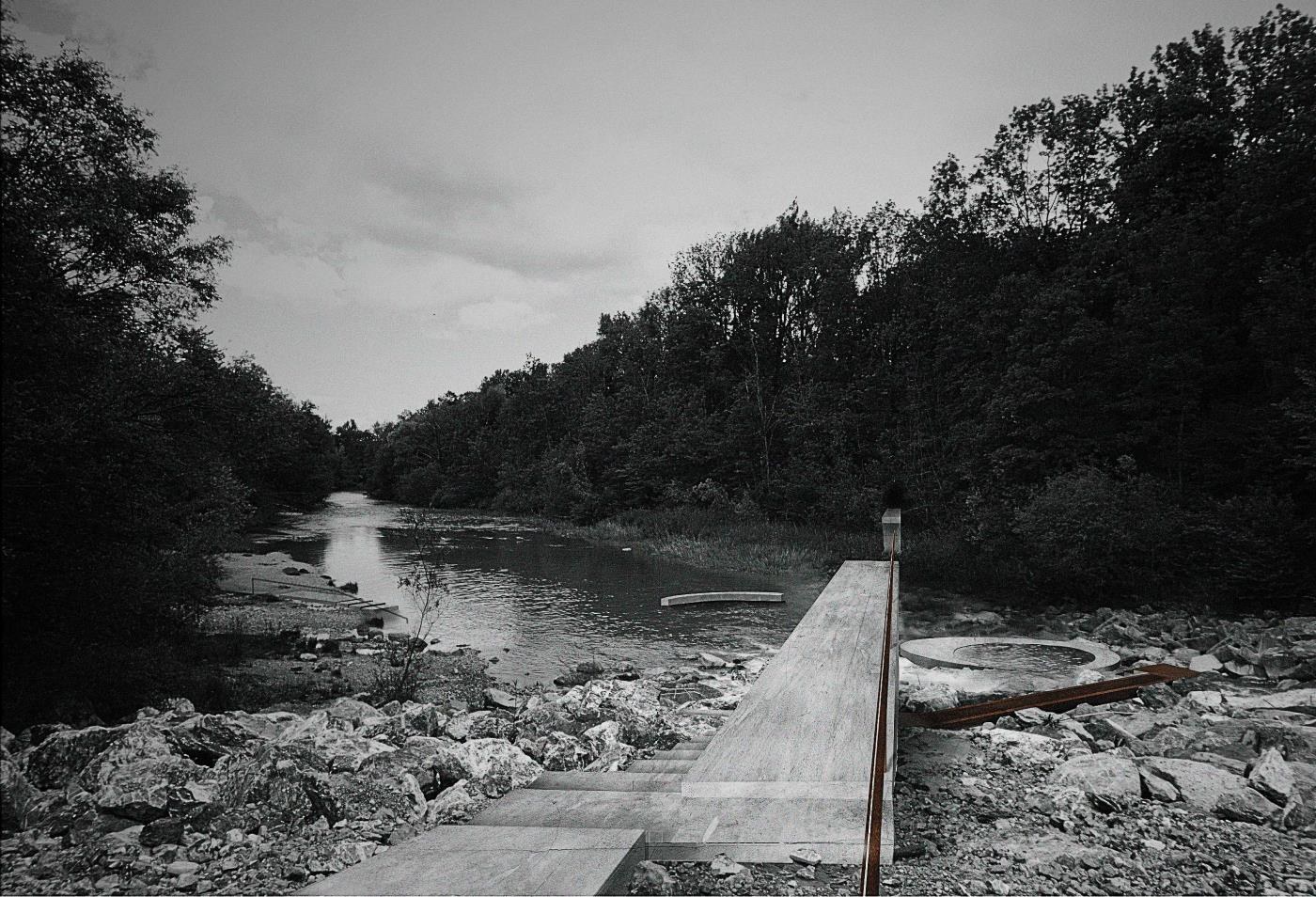 land_made_bridge