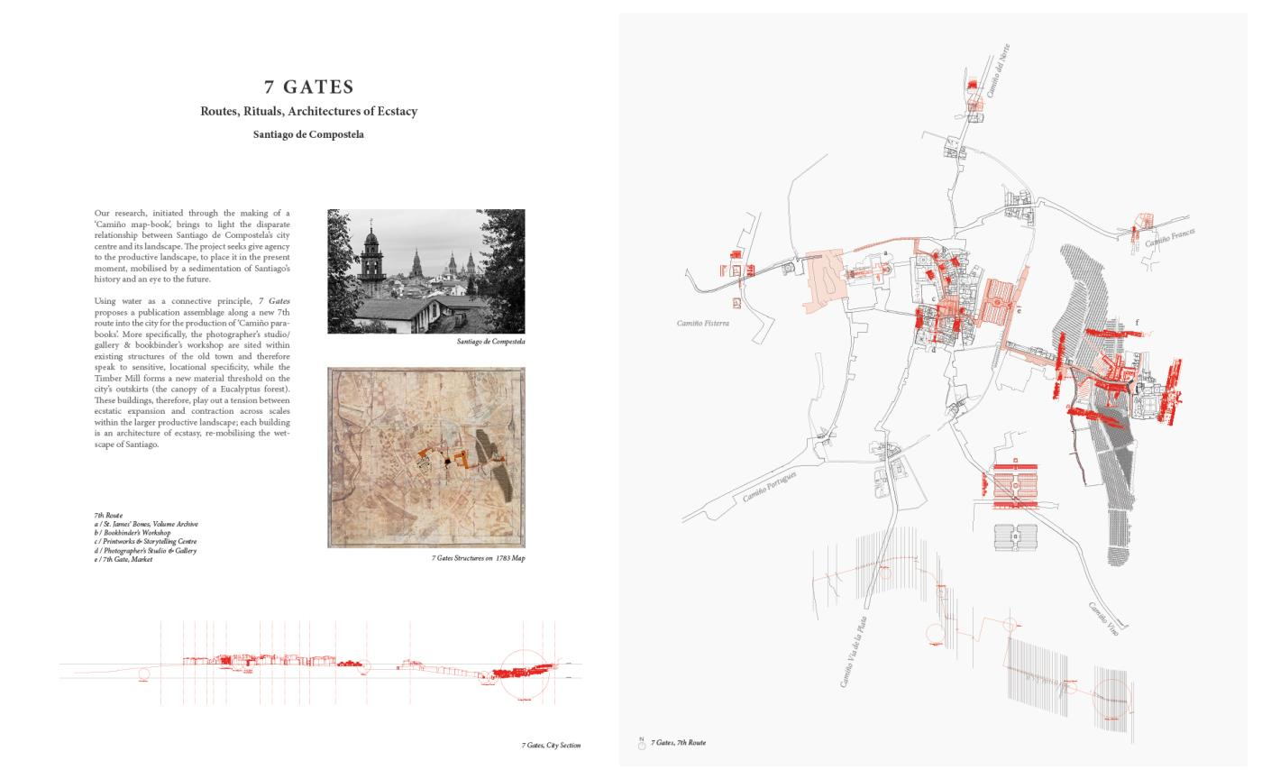 7 Gates: Routes, Rituals, Architectures of Ecstatic Wet-Scapes