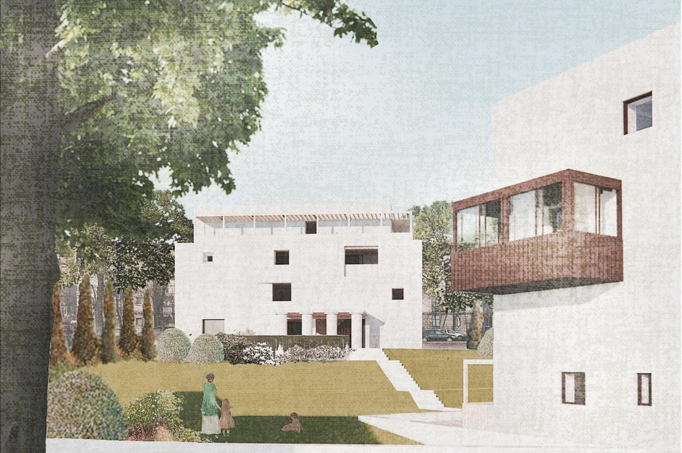 The Potential for Traditional Romanian Typologies to Inform a New Architecture for Iasi
