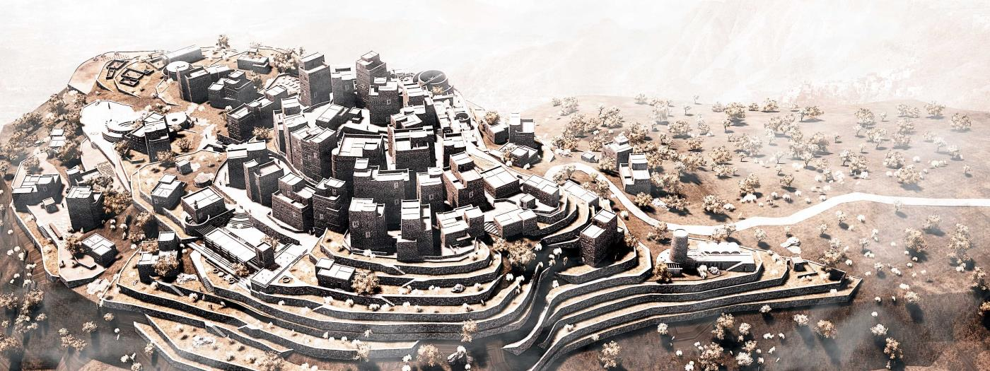 Preservation & Enhancement: Vision for a Yemeni Mountain Settlement