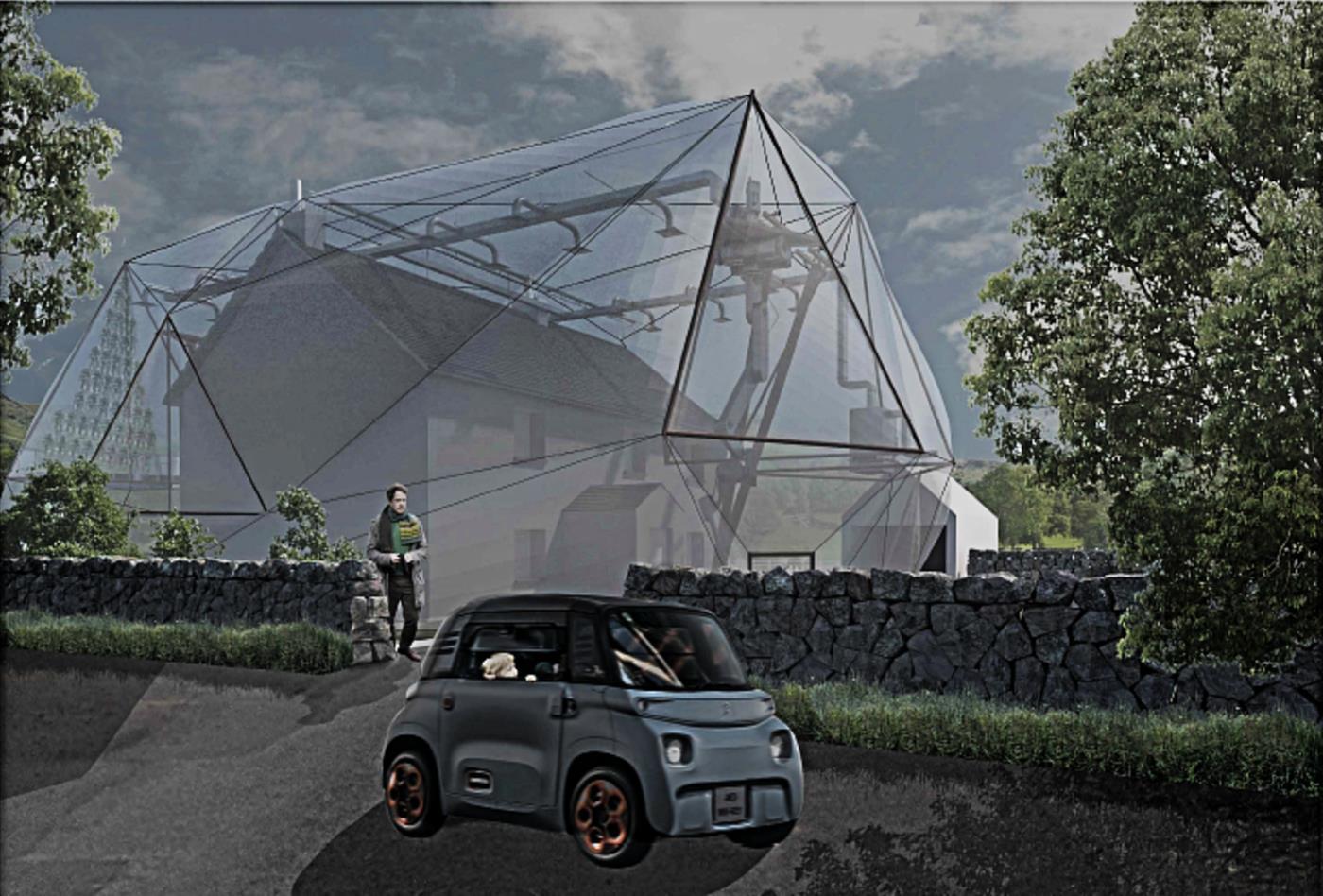Smart Grid: Architecture in an Autonomous Landscape