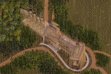 An Agroforest Settlement: Rejuvenating Tonyamang's Cacao Forest