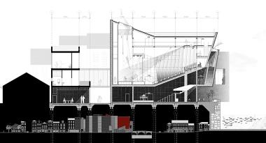 Choreographing Urban Space – A New Theatre for Cork