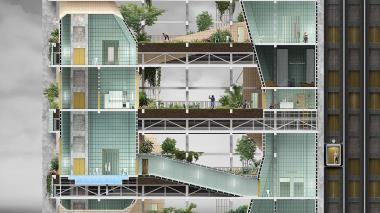 Vertical Asclepeions: Reinstalling an Architecture of Public Care
